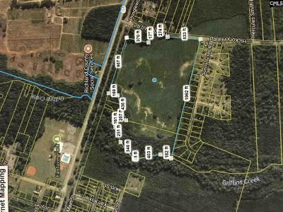 Lexington County, Richland County Residential Lots & Land For Sale: Hickory Hill Rd