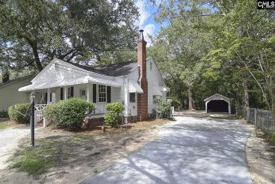 Camden Single Family Home For Sale: 136 E Hampton