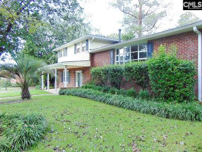 Cayce Single Family Home For Sale: 112 Evergreen