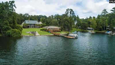 Lexington County, Newberry County, Richland County, Saluda County Single Family Home For Sale: 1238 Shull Island