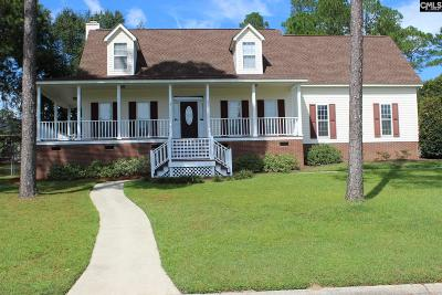 West Columbia Single Family Home For Sale: 257 Winchester