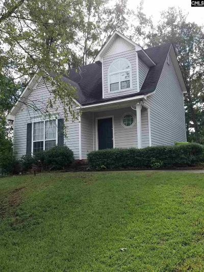Irmo Single Family Home For Sale: 109 Brafield Place