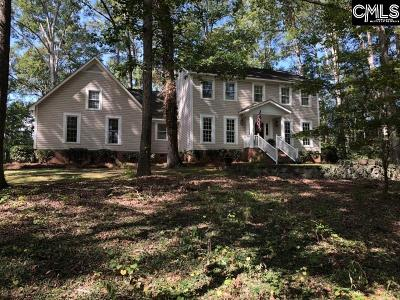 Lexington Single Family Home For Sale: 150 Hollow Cove