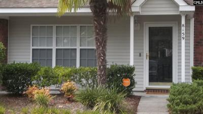 Charleston Townhouse For Sale: 8159 Shadow Oak