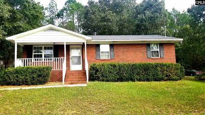 Gaston Single Family Home For Sale: 1650 Woodtrail