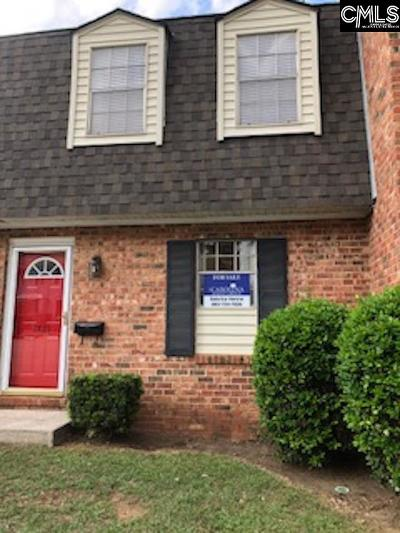 Lexington County, Richland County Condo For Sale: 1721 Grays Inn Road