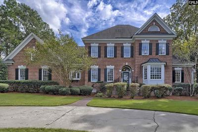 Columbia SC Single Family Home For Sale: $525,000,000