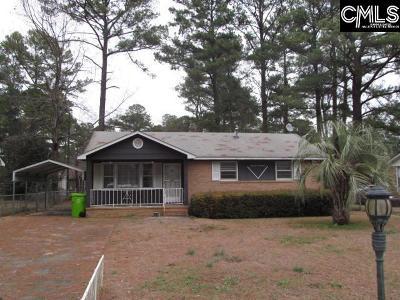 Columbia Single Family Home For Sale: 4321 La Clair