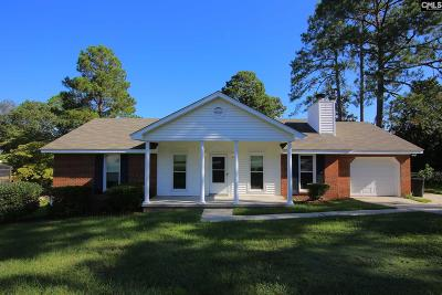 Columbia Single Family Home For Sale: 529 Vega Dr