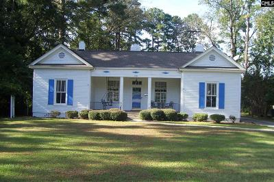 Newberry Single Family Home For Sale: 1901 Harrington