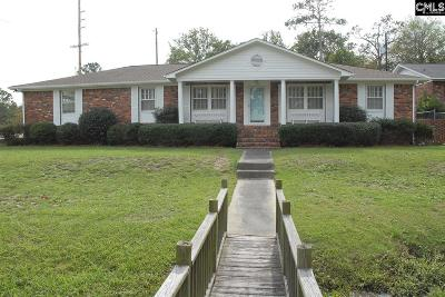 Cayce Single Family Home For Sale: 1101 F