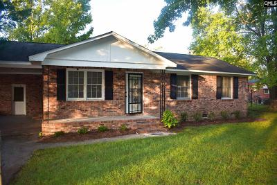 Single Family Home For Sale: 1213 Belton