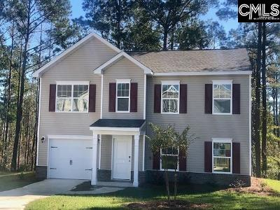 Lexington County, Newberry County, Richland County, Saluda County Single Family Home For Sale: 338 Allans Mill