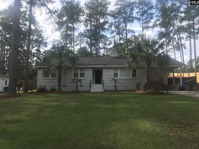 Forest Acres Single Family Home For Sale: 3518 Wolf