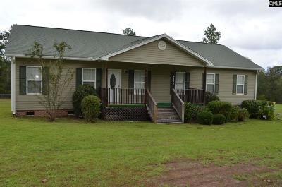 Lexington County Single Family Home For Sale: 117 Crosby Rd