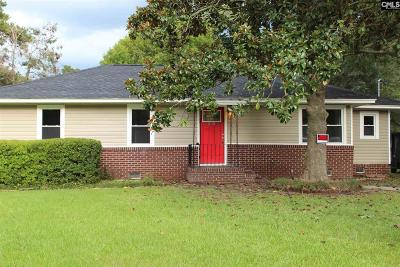 Sumter Single Family Home For Sale: 529 Carrol