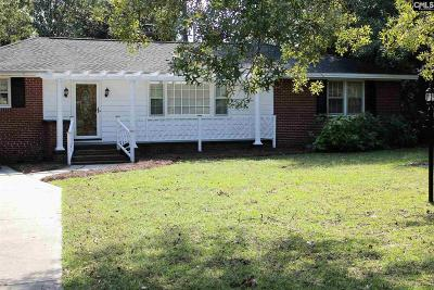 Forest Acres Single Family Home For Sale: 6310 Oakfield