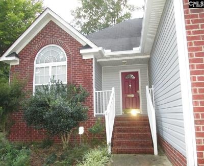 Irmo Single Family Home For Sale: 4 Tacoma