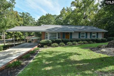 Lexington County, Newberry County, Richland County, Saluda County Single Family Home For Sale: 1747 Holly Hill