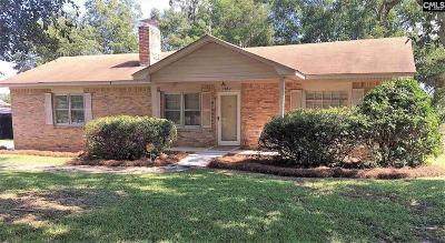 Lexington County Single Family Home For Sale: 1832 Priceville
