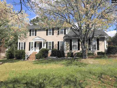 Kershaw County Single Family Home For Sale: 1205 S Fredericksburg Drive