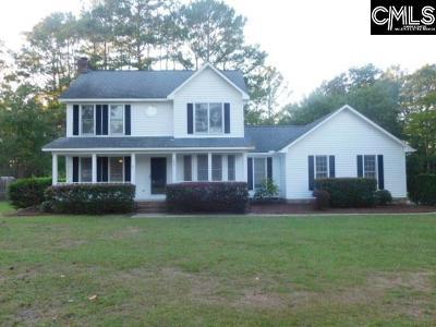 Lugoff Single Family Home For Sale: 204 Woodridge