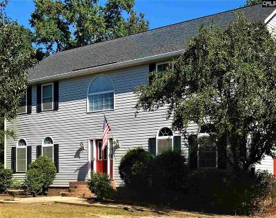 Newberry County Single Family Home For Sale: 848 Stockman