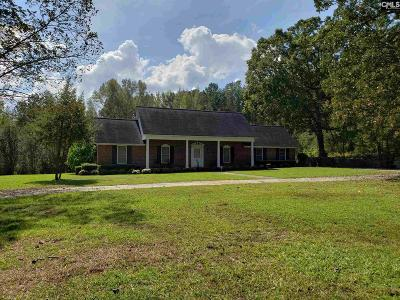 Kershaw Single Family Home For Sale: 5849 Gold Mine