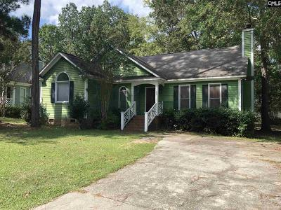Irmo Single Family Home For Sale: 104 Brafield
