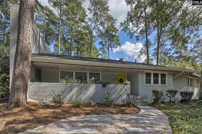 Forest Acres Single Family Home For Sale: 306 N Trenholm