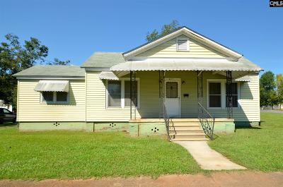 Newberry Single Family Home For Sale: 421 Floyd