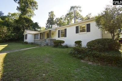 Lexington County, Richland County Single Family Home For Sale: 3309 Earlewood Dr