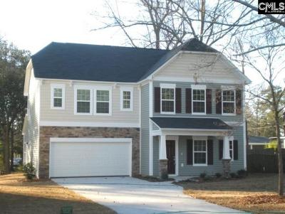 West Columbia Single Family Home For Sale: 2107 Holland