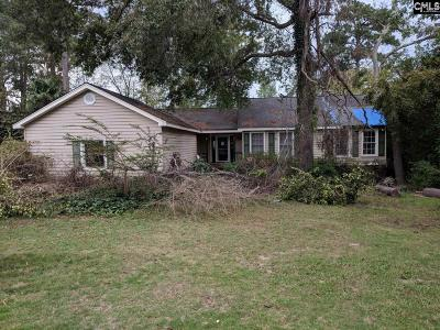 Columbia Single Family Home For Sale: 221 Woodwinds