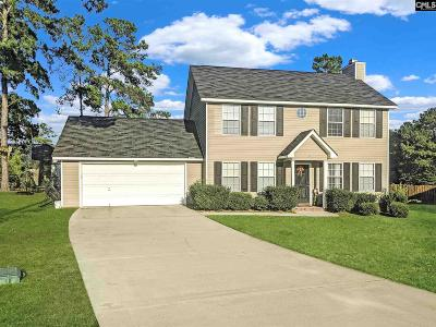Blythewood Single Family Home For Sale: 57 Oakvale