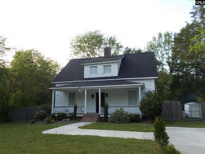 Camden Single Family Home For Sale: 1905 Haile