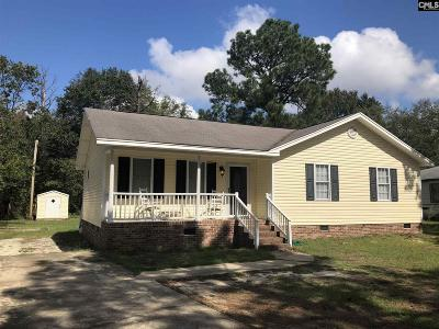 Kershaw County Single Family Home For Sale: 1282 Lockhart