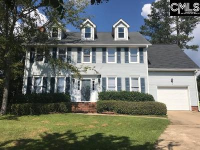 Irmo Single Family Home For Sale: 116 Cove