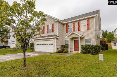 Single Family Home For Sale: 412 Buttonbush