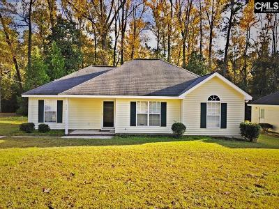 Orangeburg Single Family Home For Sale: 540 Azalea Dr