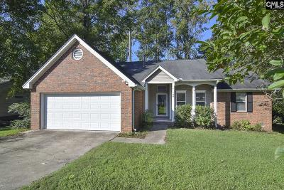 West Columbia Single Family Home For Sale: 128 Darby
