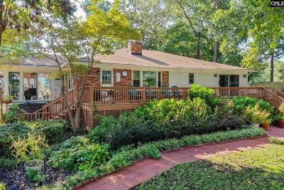 Lexington County, Newberry County, Richland County, Saluda County Single Family Home For Sale: 418 S Lakeshore