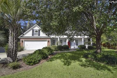 Lexington Single Family Home For Sale: 100 Palmetto Hall