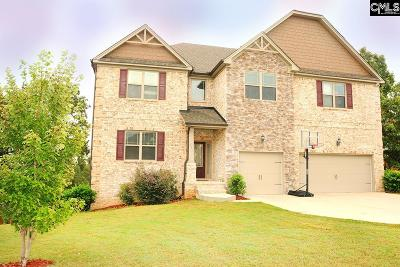 Blythewood Single Family Home For Sale: 516 Wild Hickory