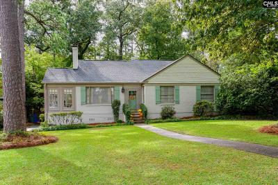 Columbia SC Single Family Home For Sale: $329,000