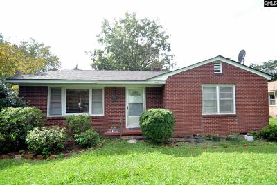 Newberry Single Family Home For Sale: 2435 Fulmer