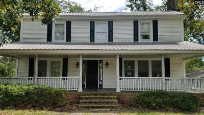 Newberry County Single Family Home For Sale: 236 Elm