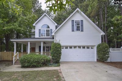 Irmo Single Family Home For Sale: 20 Crown Point #Lot 13