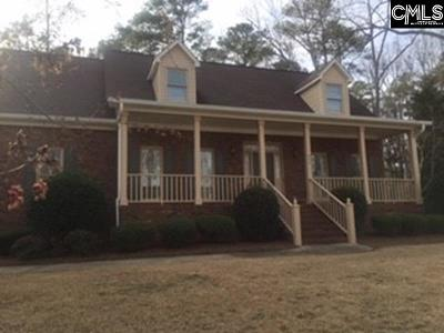 Lexington County, Richland County Single Family Home For Sale: 644 Carriage Lake Dr