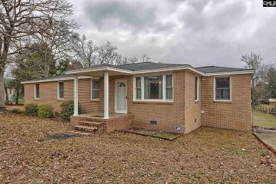 Lexington County Single Family Home For Sale: 339 Pine Ridge